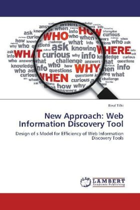New Approach: Web Information Discovery Tool | Dodax.pl