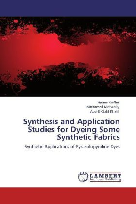 Synthesis and Application Studies for Dyeing Some Synthetic Fabrics | Dodax.at