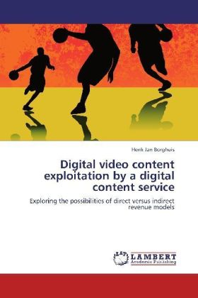 Digital video content exploitation by a digital content service | Dodax.co.uk