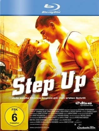 Step Up, 1 Blu-ray | Dodax.nl