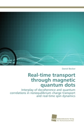Real-time transport through magnetic quantum dots   Dodax.pl