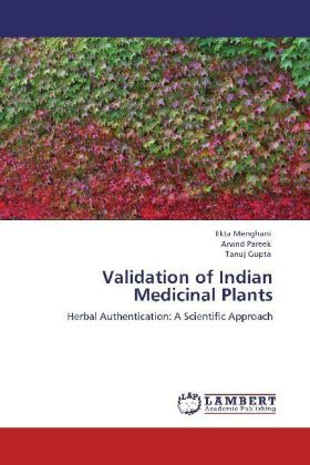 Validation of Indian Medicinal Plants | Dodax.de