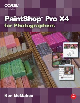 PaintShop Pro X4 for Photographers | Dodax.ch
