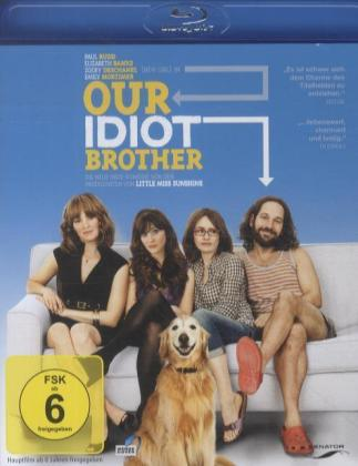 Our Idiot Brother, 1 Blu-ray | Dodax.ch