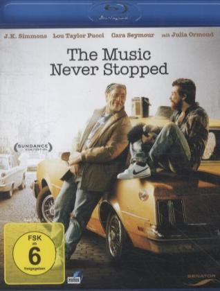 The Music Never Stopped, 1 Blu-ray | Dodax.com