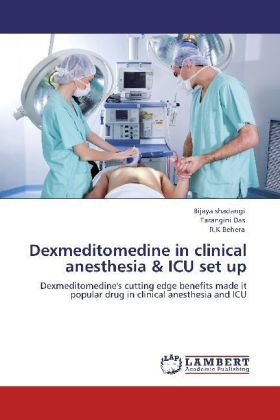 Dexmeditomedine in clinical anesthesia & ICU set up | Dodax.ch