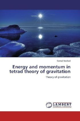 Energy and momentum in tetrad theory of gravitation | Dodax.pl