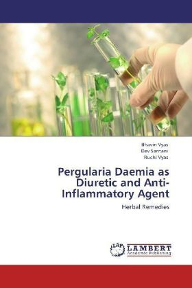 Pergularia Daemia as Diuretic and Anti-Inflammatory Agent | Dodax.pl