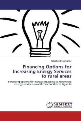 Financing Options for Increasing Energy Services to rural areas | Dodax.at