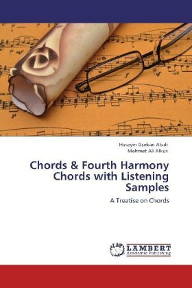 Chords & Fourth Harmony Chords with Listening Samples | Dodax.at