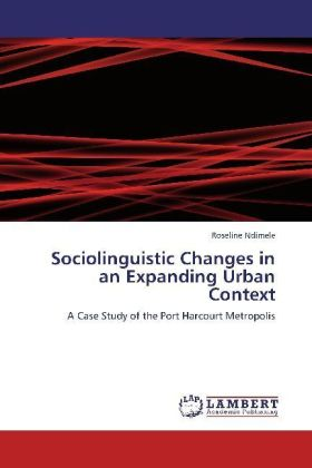 Sociolinguistic Changes in an Expanding Urban Context | Dodax.ch