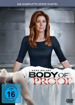 Body of Proof. Staffel.1, 3 DVDs | Dodax.com