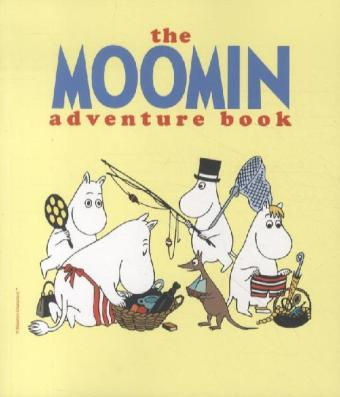 The Moomin Adventure Book | Dodax.ch