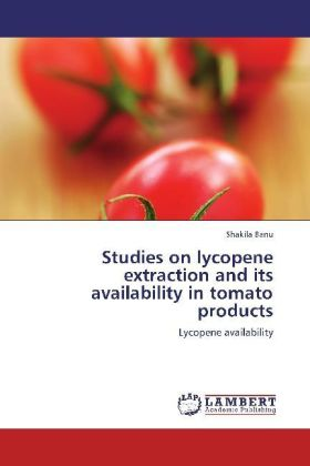Studies on lycopene extraction and its availability in tomato products | Dodax.ch