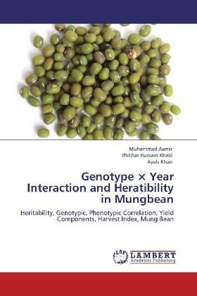 Genotype × Year Interaction and Heratibility in Mungbean | Dodax.ch