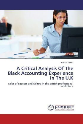 A Critical Analysis Of The Black Accounting Experience In The U.K   Dodax.de