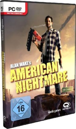 Alan Wake's American Nightmare, Add-on, DVD-ROM | Dodax.at
