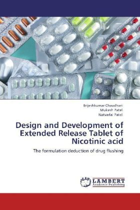 Design and Development of Extended Release Tablet of Nicotinic acid | Dodax.co.uk