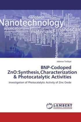 BNP-Codoped ZnO:Synthesis,Characterization & Photocatalytic Activities | Dodax.pl