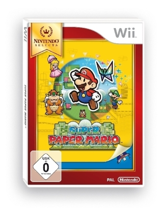 Super Paper Mario - Wii | Dodax.co.uk