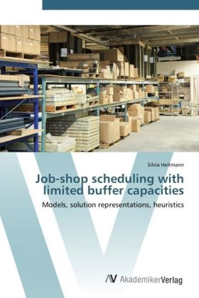 Job-shop scheduling with limited buffer capacities | Dodax.ch