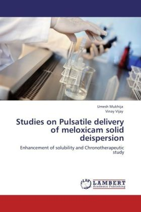 Studies on Pulsatile delivery of meloxicam solid deispersion | Dodax.co.uk