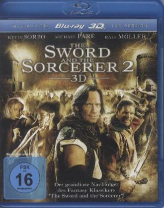 The Sword and The Sorcerer 2 3D | Dodax.nl