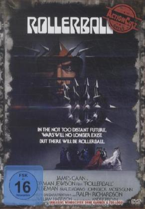 Rollerball, 1 DVD | Dodax.at