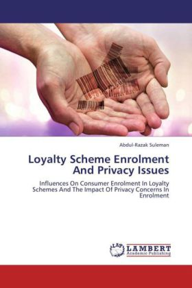 Loyalty Scheme Enrolment And Privacy Issues | Dodax.co.uk