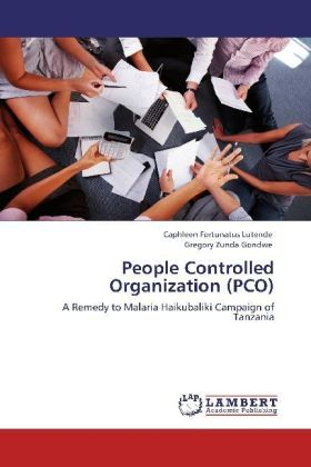 People Controlled Organization (PCO) | Dodax.co.uk