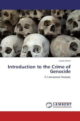 Introduction to the Crime of Genocide | Dodax.at