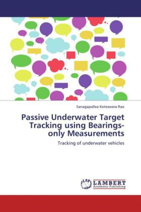 Passive Underwater Target Tracking using Bearings-only Measurements | Dodax.co.uk
