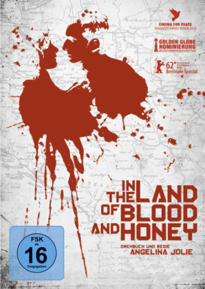 In the Land of Blood and Honey, 1 DVD | Dodax.it