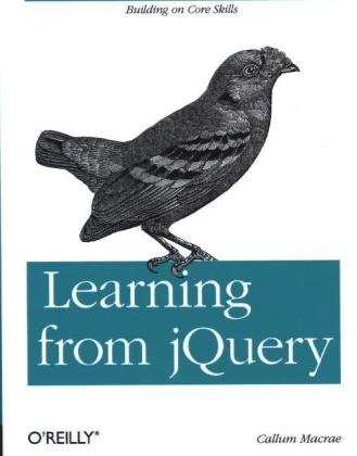 Learning from jQuery | Dodax.at