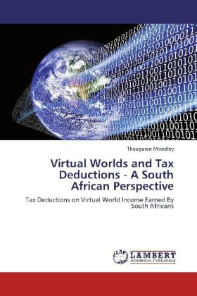 Virtual Worlds and Tax Deductions - A South African Perspective   Dodax.ch