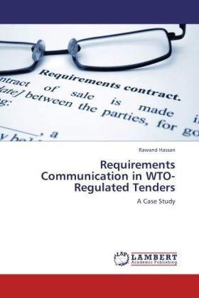 Requirements Communication in WTO-Regulated Tenders | Dodax.co.uk