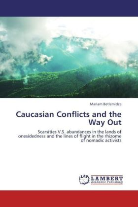 Caucasian Conflicts and the Way Out | Dodax.ch