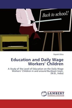 Education and Daily Wage Workers  Children | Dodax.nl