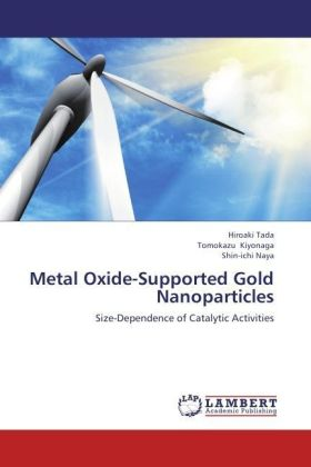 Metal Oxide-Supported Gold Nanoparticles | Dodax.ch