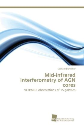 Mid-infrared interferometry of AGN cores   Dodax.pl