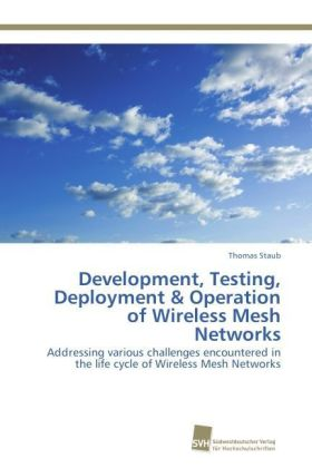 Development, Testing, Deployment & Operation of Wireless Mesh Networks | Dodax.pl