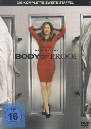 Body of Proof. Staffel.2, 3 DVDs | Dodax.de