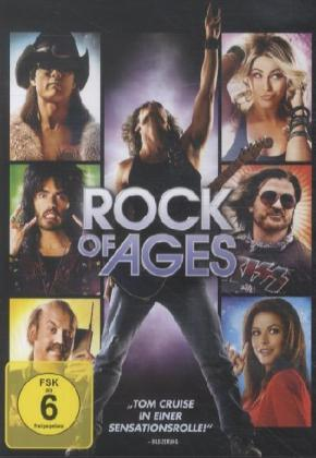 Rock of Ages, 1 DVD | Dodax.ch
