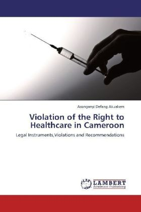 Violation of the Right to Healthcare in Cameroon | Dodax.ch