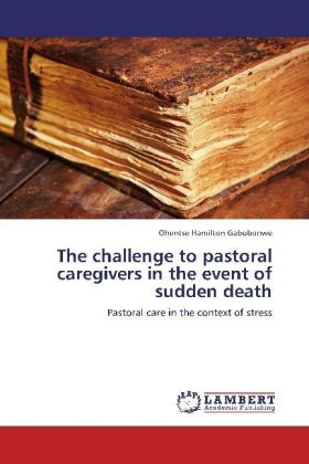The challenge to pastoral caregivers in the event of sudden death | Dodax.nl