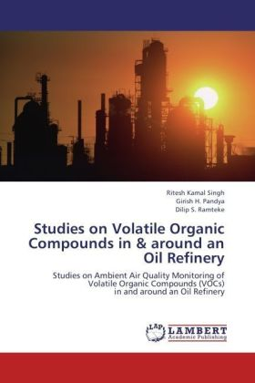 Studies on Volatile Organic Compounds in & around an Oil Refinery | Dodax.co.uk