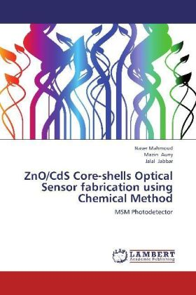 ZnO/CdS Core-shells Optical Sensor fabrication using Chemical Method | Dodax.at