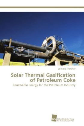 Solar Thermal Gasification of Petroleum Coke | Dodax.ch