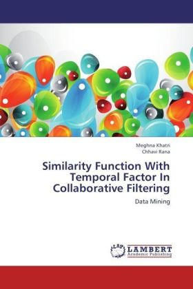 Similarity Function With Temporal Factor In Collaborative Filtering | Dodax.co.uk