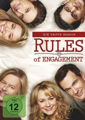 Rules of Engagement, 2 DVDs. Season.3 | Dodax.nl